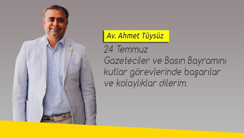 """Deva Partisi, """"Basın özgürlüğüne daha çok ihtiyaç duyuyoruz"""" Urfa Haber"""