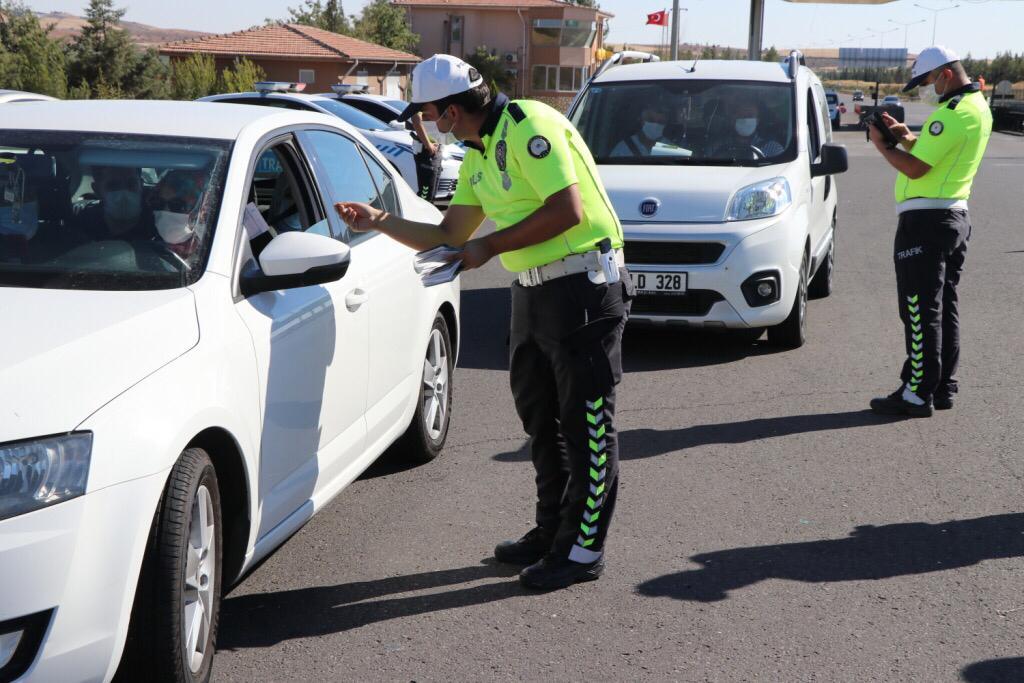 Bayram trafiğine hayat kurtaran denetim Urfa Haber