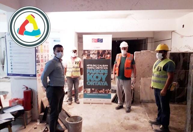 Mahir Eller Projesi ile istihdam alanı genişletilecek Urfa Haber