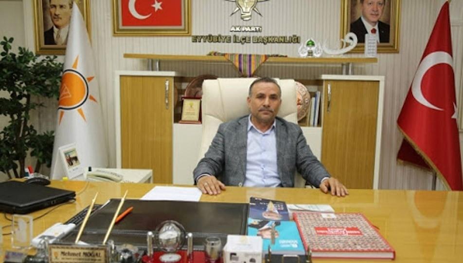 Başkan Moğal'ın  korona virüs testi pozitif çıktı Urfa Haber