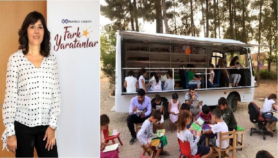 Suruç'ta ki proje fark yaratan olarak seçildi Urfa Haber