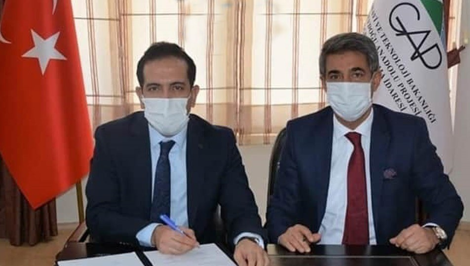 Seracılığın geliştirme projesi için imzalar atıldı Urfa Haber