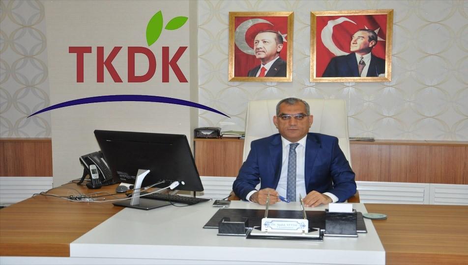 TKDK Şanlıurfa'ya 120 milyon TL yatırım başvurusu Urfa Haber