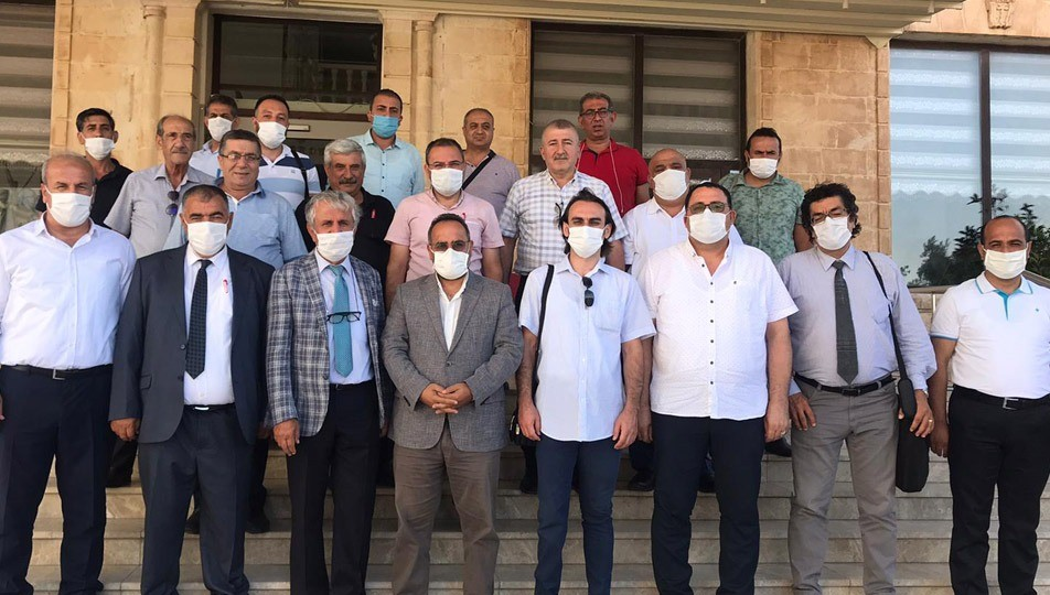 Güneydoğu Anadolu gazeteciler federasyonu 3. Genel kongresi  Mardinde yapıldı Urfa Haber