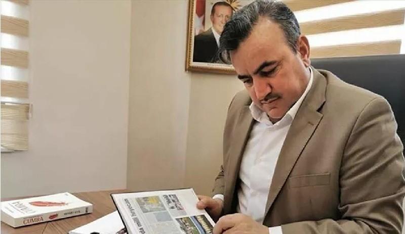 Çumra Belediye Başkanı Halit Oflaz