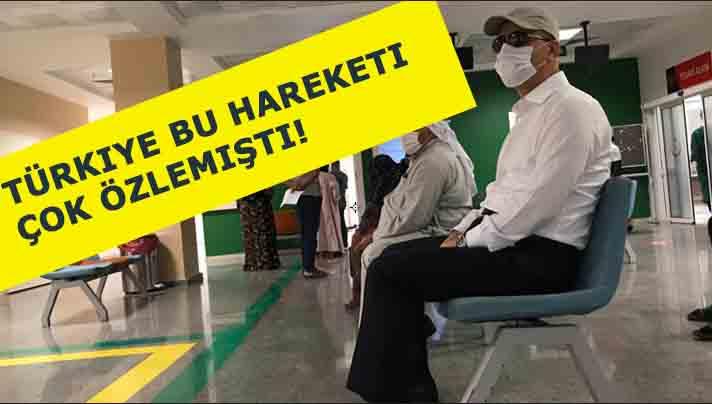 Türkiye bu hareketi çok özlemişti! Urfa Haber