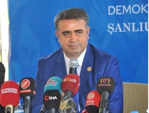 Deva Partisi'nden Ceylan İhalesine Tepki Urfa Haber