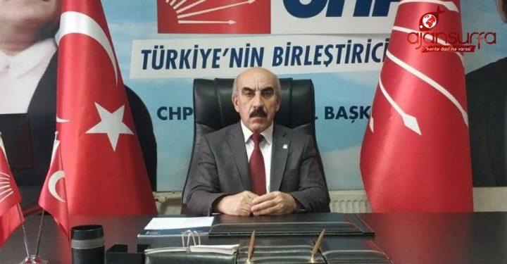 CHP, Atatürk'ü yok saymak vicdani değildir Urfa Haber