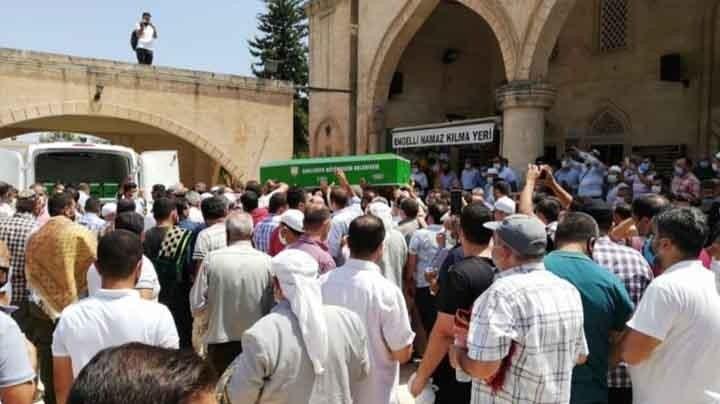 Şanlıurfa Aziz Hoca'ya veda etti Urfa Haber