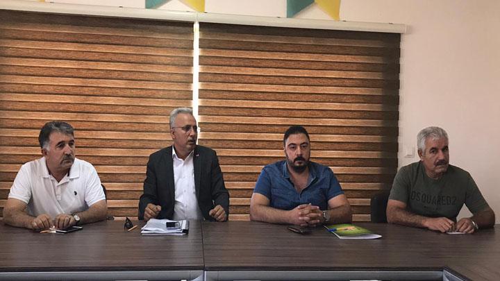Şanlıurfaspor yönetimi istifa etti! Urfa Haber