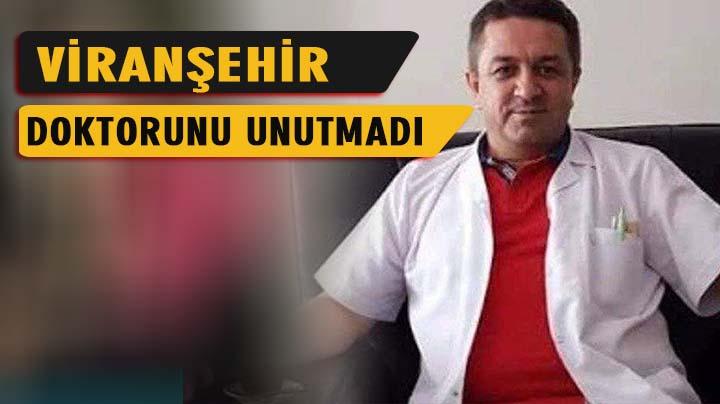Viranşehir hastanesine doktorun ismi veriliyor  Urfa Gündemi