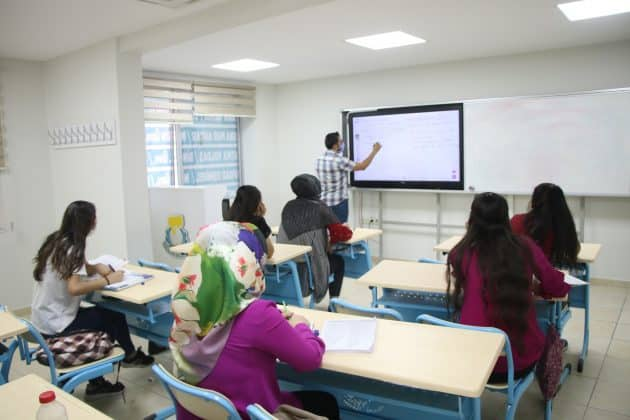 Belediyeden ücretsiz YKS kursu Urfa Haber