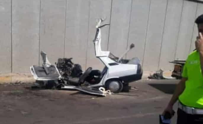 Şanlıurfa'da trafik kazası 3 ölü  Urfa Gündemi