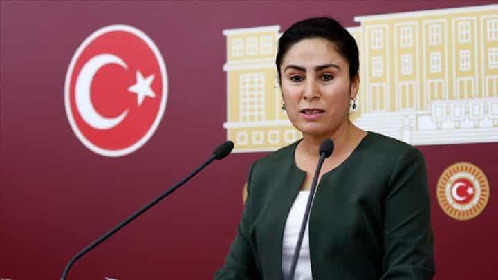 """Şanlıurfa Milletvekili Ayşe SÜRÜCÜ """"kadına Şiddet gündemdeki yerini koruyor"""""""