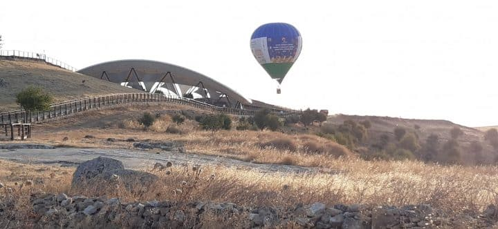 Balonlar Urfa semalarında Urfa Haber