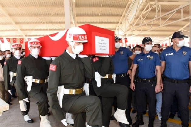Urfalı Şehit, Gaziantep'te toprağa verildi  Urfa Gündemi