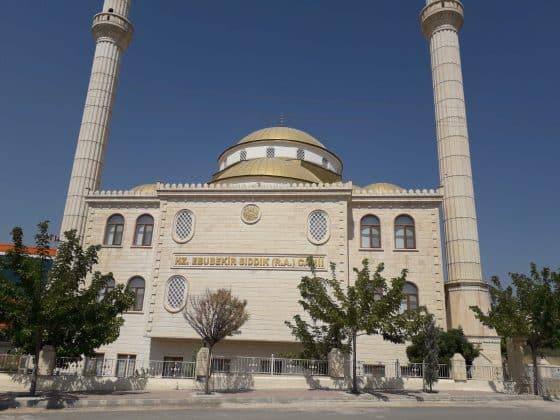 Cami hırsızları yakalandı Urfa Haber