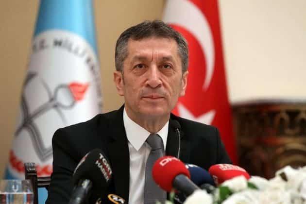 ziya selcuk- milli eğitim bakanı