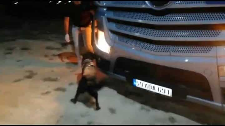 Şanlıurfa Emniyeti 185 kilo eroin ele geçirdi Urfa Haber