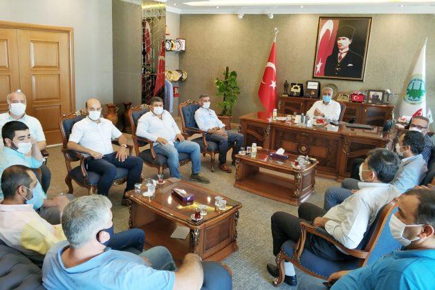 Medikalciler, Kamudan alacaklarının ödenmesini talep ettiler Urfa Haber