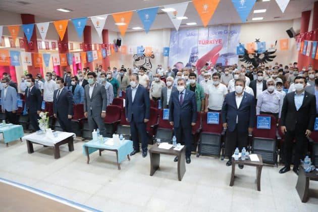 AK Parti Suruç İlçe Başkanı Mustafa Doğan Seçildi Urfa Haber
