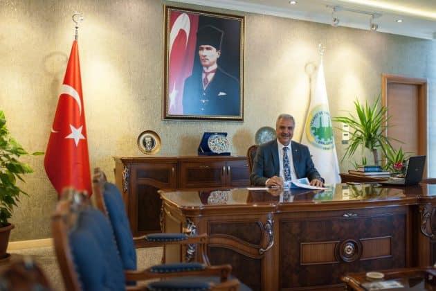 """Başkan Peltek""""6.bölge teşviklerinin devamı,yatırımcılara moral oldu"""" Urfa Haber"""