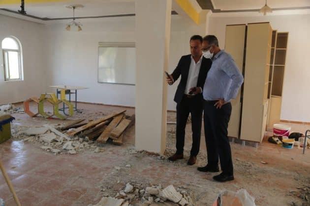 Başkan Kuş;  EBA Destek Merkezi ve Uyanık Kütüphane projesi için çalışmalara başladık Urfa Haber