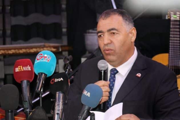 Başkanı Gülebak'tan Gazeteciler günü mesajı Urfa Haber
