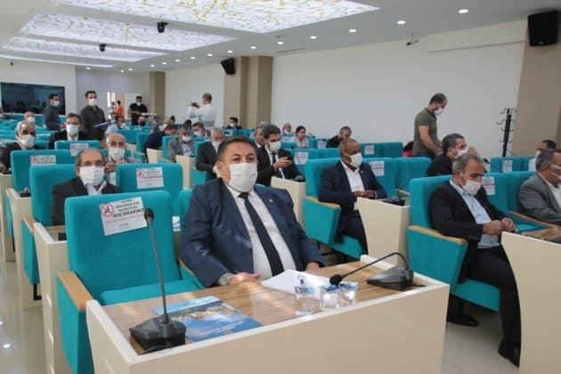 Büyükşehir Belediye Meclisinin Ekim Ayı birleşim toplantılarında önemli kararlar alındı Urfa Haber