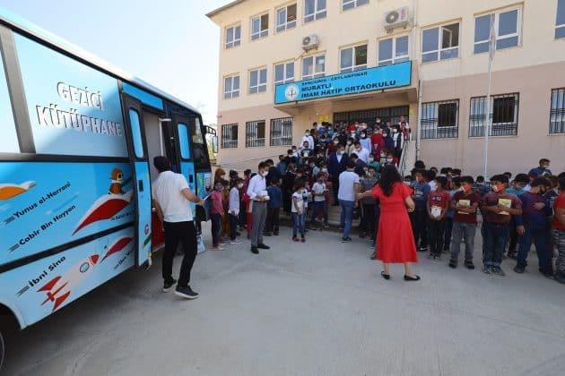 Büyükşehir Belediyesinden eğitime destek  Urfa Gündemi