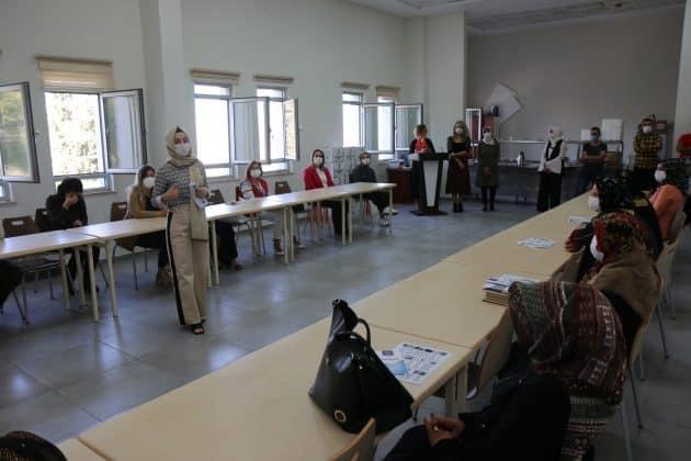 Şanlıurfa'da Anne adaylarına gebelik eğitimi Urfa Haber