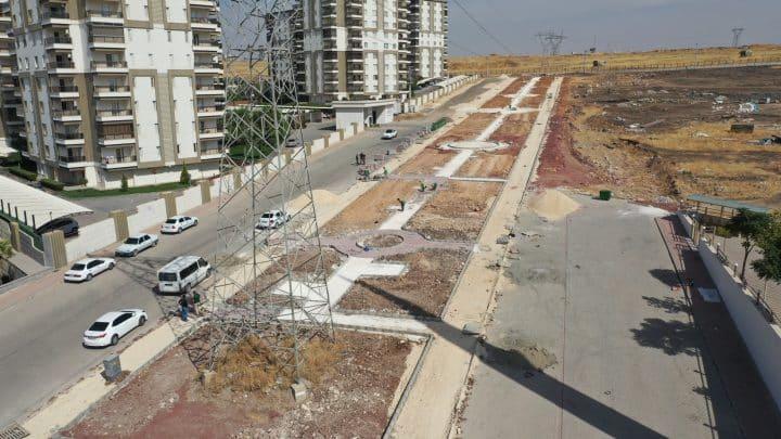 Karaköprü'de 9 bin metrekarelik park kazandırılıyor Urfa Haber