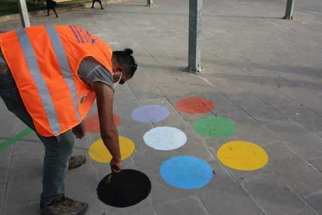 Büyükşehir belediyesinden çocukları neşelendirecek çalışma Urfa Haber