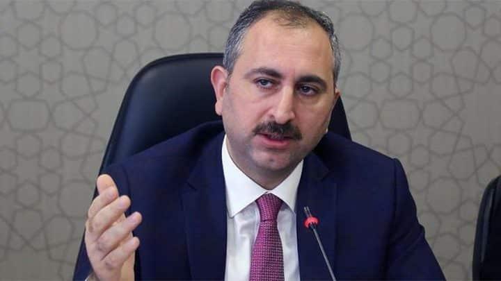 abdulhamit gül- adalet bakanı- aym