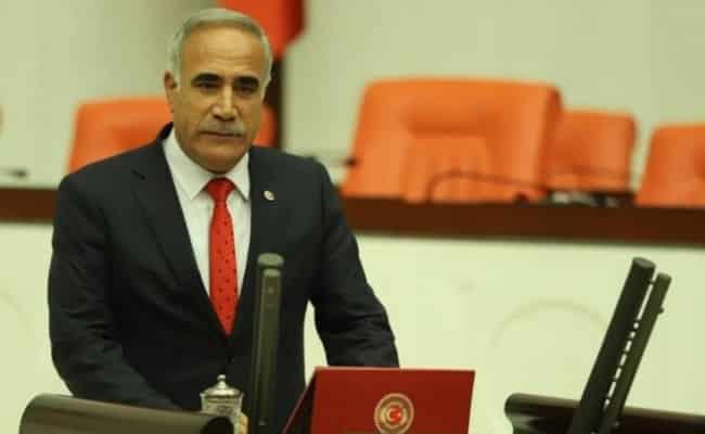 CHP Şanlıurfa Milletvekili Aziz Aydınlık,yoğun bakıma alındı. Urfa Haber