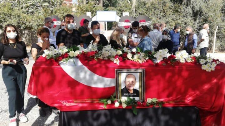 Gazeteci Bekir  Coşkun, Şanlıurfa'da toprağa verildi  Urfa Gündemi