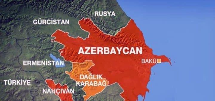 Azerbaycan ve Ermenistan arasına ateşkes anlaşması Urfa Haber