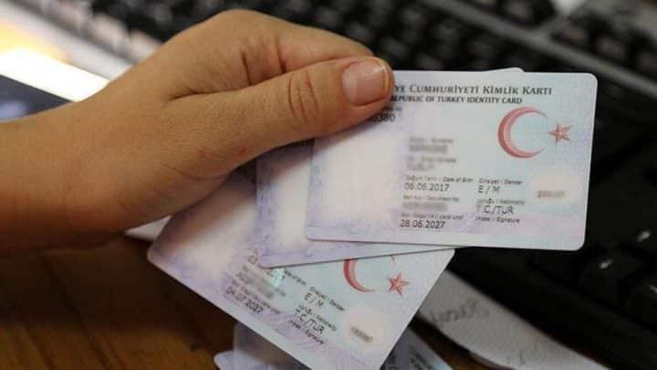 kimlik kartlarında yeni dönem Urfa Haber