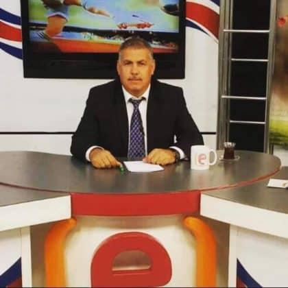 Şanlıurfa ASKF Genel Sekreteri Adnan Yükselir'in acı günü  Urfa Gündemi