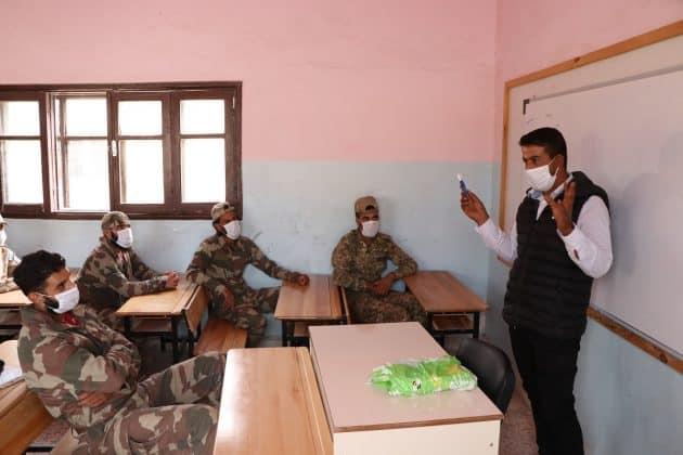 Telabyad ve Resulayn'da çalışan personele yönelik Türkçe dil kursları başlatıldı Urfa Haber