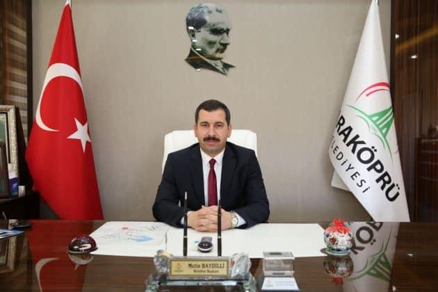 Başkan baydilli'den kapalı havuz müjdesi Urfa Haber