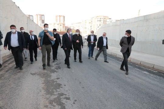 Çevik Kuvvet Köprülü Kavşak Etaplarını Bir Bir Açıyoruz Urfa Haber