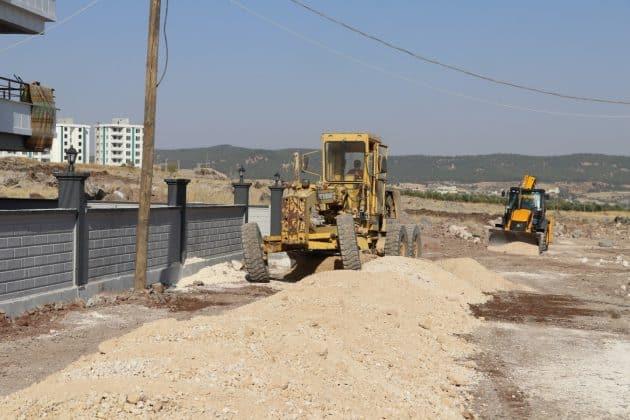 Karaköprü'de çalışmalar aralıksız devam ediyor Urfa Haber