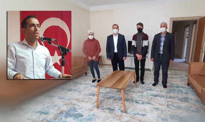 Kaymakam Aktaş, Yetimlere sahip çıktı Urfa Haber