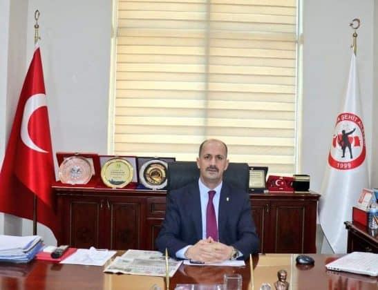 Şanlıurfa Şehit Aileler Derneği Başkanı Mehmet Yavuz'un acı  günü Urfa Haber