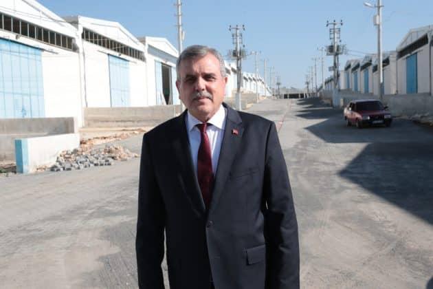 Büyükşehir Meslek Sitelerinin Taşınmasını Hızlandı Urfa Haber