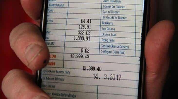 Elektrik faturası daha kabarık gelecek Urfa Haber