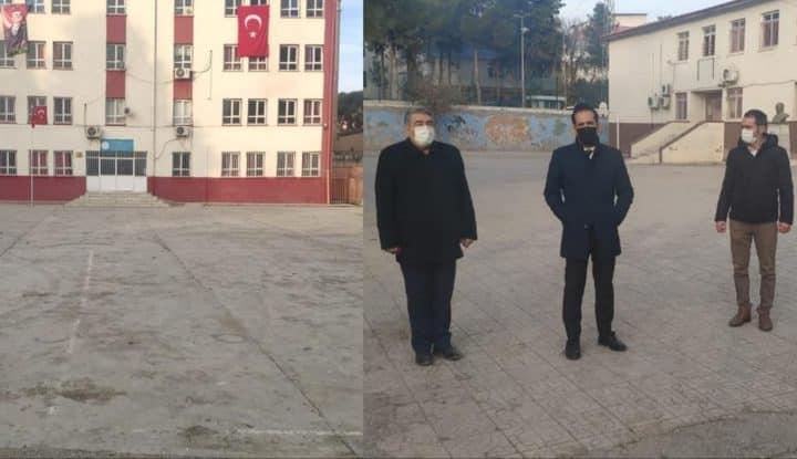 Okullar ücretsiz otopark oluyor Urfa Haber