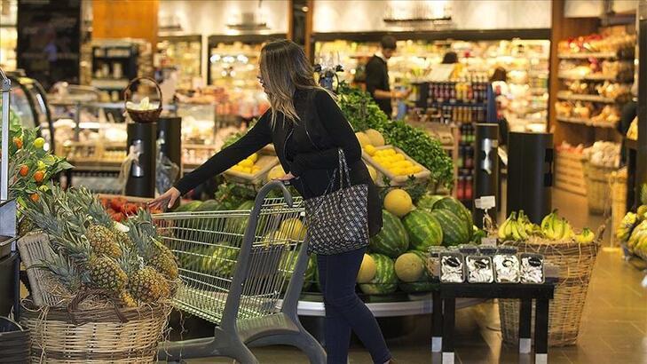 Enflasyon % 14,03 ile yılın zirvesinde