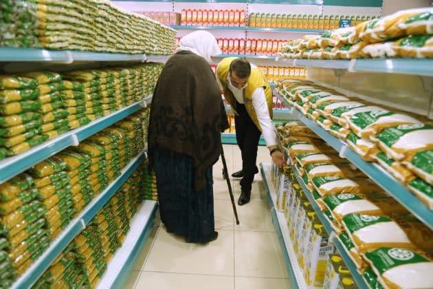 Haliliye belediyesi 20 bin aileye umut oldu Urfa Haber